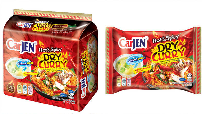 spicy noodles in the world
